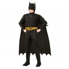 Déguisement Batman : Panoplie luxe 3D : 3/4 ans