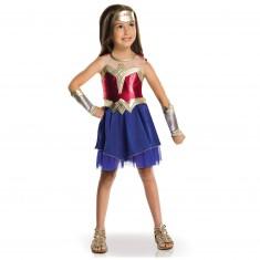Déguisement de Wonder Woman : Dawn Of Justice : 7/8 ans