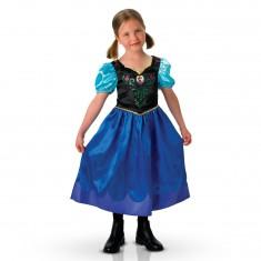 Déguisement La Reine des Neiges (Frozen) : Anna : 3/4 ans