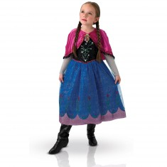 Déguisement La Reine des Neiges (Frozen) : Anna Light : 3/4 ans
