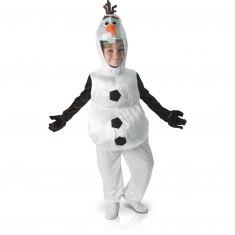 Déguisement La Reine des Neiges (Frozen) : Olaf : 3/4 ans