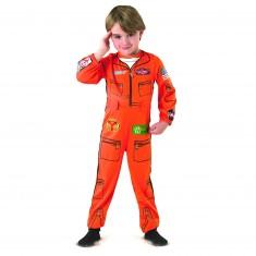 Déguisement Planes : Panoplie luxe aviateur Dusty : 3/4 ans