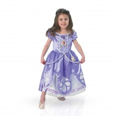 Déguisement Princesse Disney : Panoplie Luxe Princesse Sofia : 3/4 ans