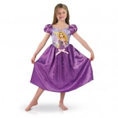 Déguisement Princesses Disney : Panoplie classique Storytime Raiponce : 7/8 ans