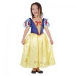 Déguisement Princesses Disney : Panoplie luxe royale Blanche Neige : 7/8 ans