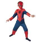 Déguisement Spiderman Ultimate Classique : 7/8 ans