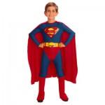 Déguisement Superman : Panoplie classique : 8/10 ans