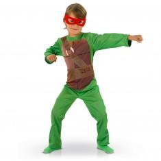 Déguisement Tortues Ninja : Panoplie classique : 7/8 ans