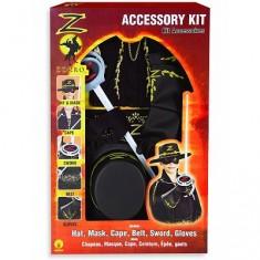 Kit accessoires Zorro
