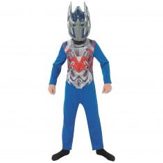 Kit blister enfant Transformers - Optimus Prime 5/6 ans