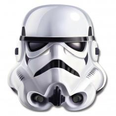 Masque carton enfant Stormtrooper : Star Wars