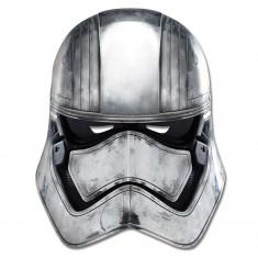 Masque en carton enfant Captain Phasma - Star Wars VII
