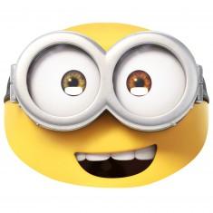 Masque en carton Minion : Bob