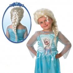 Perruque La Reine des Neiges (Frozen) taille Standard : Elsa