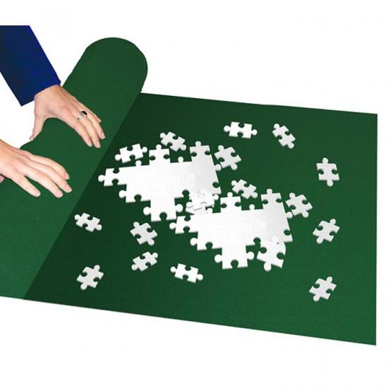 Tapis de puzzle - 300 à 5000 / 6000 pièces + 10 boites de tri + sac de rangement - RDP-6000