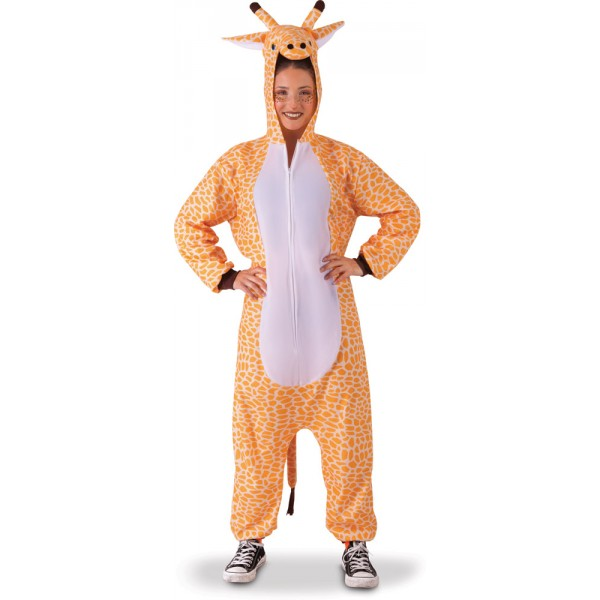 Déguisement Kigurumi Girafe - Adulte - S8446-Parent