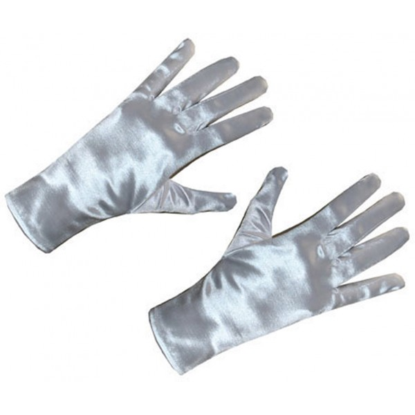 Gants Courts Hollywood Blanc - 60382