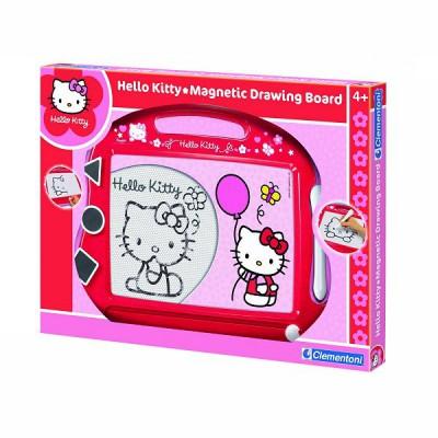 Ardoise magnétique Hello Kitty - Clementoni-15877