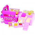 Maison de poupées - Hello Kitty : Boulangerie mobile