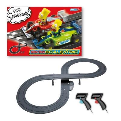 circuit de voitures echelle 1 64 les simpsons scalextric magasin de jouets pour enfants. Black Bedroom Furniture Sets. Home Design Ideas