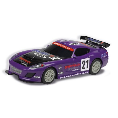 voiture pour circuit echelle 1 32 gt lightning violet jeux et jouets scalextric avenue des. Black Bedroom Furniture Sets. Home Design Ideas
