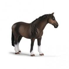 Figurine cheval Hanovre : Etalon