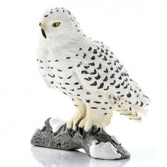 Figurine Chouette : Harfang des neiges