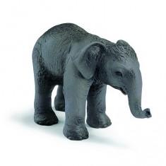 Figurine Eléphant de l'Inde : Bébé
