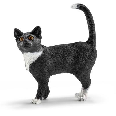 Figurine chat debout - Schleich-13770