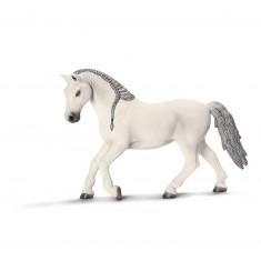 Figurine Cheval : Jument Lipizzan