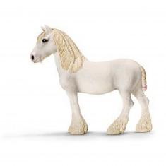 Figurine Cheval : Jument Shire