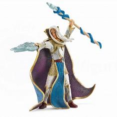 Figurine Chevalier griffon magicien