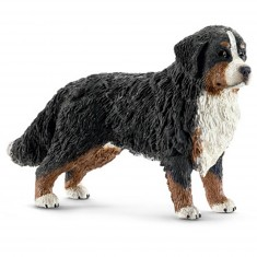 Figurine chien : Bouvier bernois, femelle