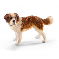 Figurine chien : Saint Bernard