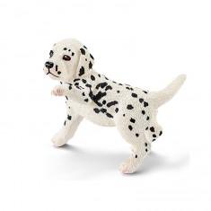 Figurine Chiot dalmatien