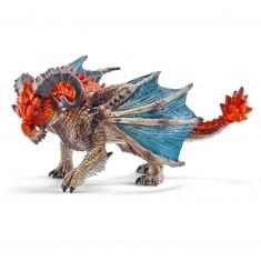 Figurine Dragon Bélier