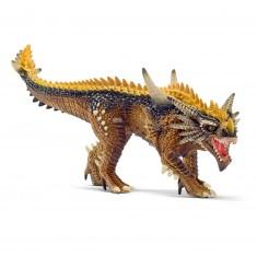 Figurine Dragon Chasseur