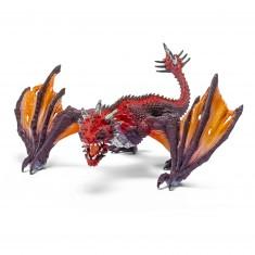 Figurine Dragon Combattant