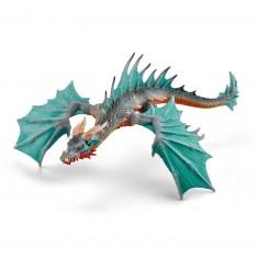Figurine Dragon plongeur