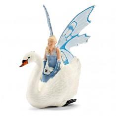 Figurine elfe Larinya