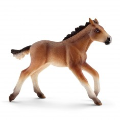 Figurine Poulain mustang