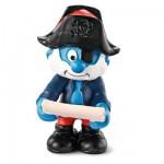 Figurine Schtroumpf capitaine