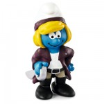 Figurine Schtroumpfette pirate