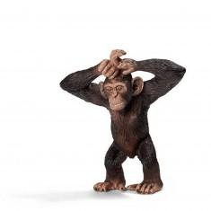 Figurine Singe : Jeune chimpanzé