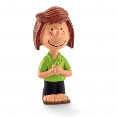Figurine Snoopy : Peppermint Patty