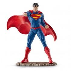 Figurine super-héros : Superman à la lutte
