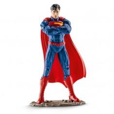 Figurine super-héros : Superman debout