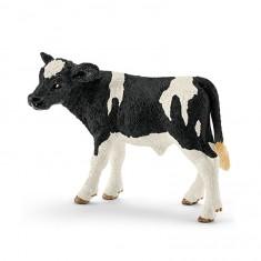 Figurine veau Holstein