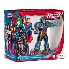 Figurines super héros : Justice League Scenery Pack : Superman contre Darkseid