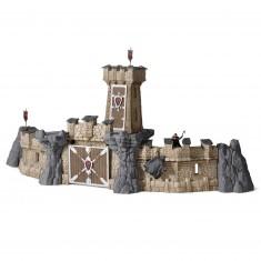 Grand château fort